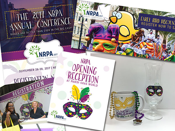 NRPA Convention Promotion