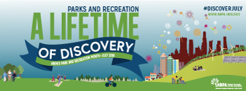 Park and Recreation Month: Facebook Cover