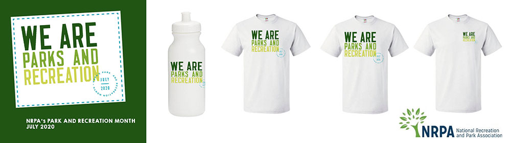 Email Josh Mason - Park and Rec Month Swag