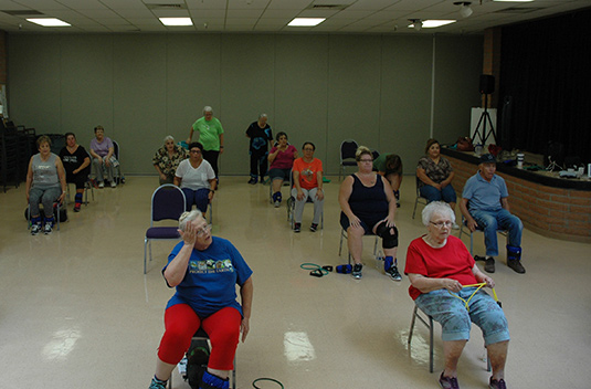 Older Americans: Park and Rec Programming