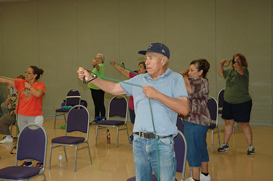 Older Americans: Strength Training