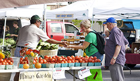 Park Pulse: September 2018: Locate Your Nearest Farmers Market