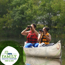 Download Family Fitness Day Canoe