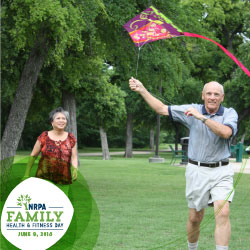 Download Family Fitness Day Kite Flying