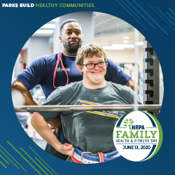 Download Family Fitness Day: Gym Pose