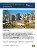 Green Stormwater Infrastructure in Parks Report