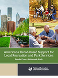 Americans Support for Recreation and Park Services