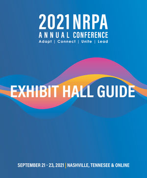 NRPA Annual Conference Exhibit Hall Guide