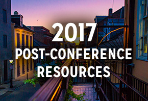 2017 NRPA Annual Conference Resources