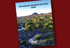 NRPA's Americans' Engagement with Parks Report