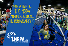 Win a trip to the 2018 NRPA Annual Conference in Indianapolis