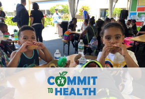 Commit to Health: Register Your Sites