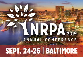 NRPA Annual Conference in Baltimore, MD