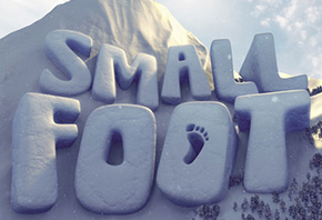 Search for Smallfoot Scavenger Hunt Challenge