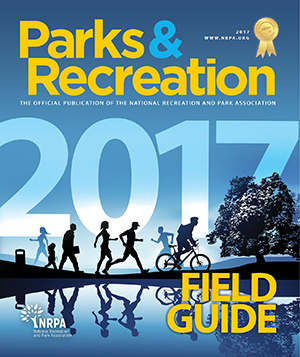 Parks and Recreation magazine Field Guide