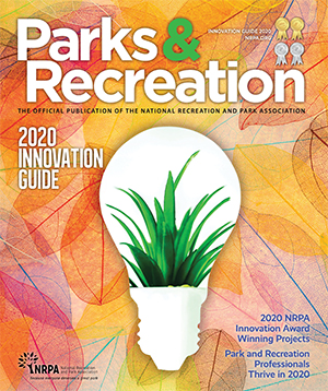 Parks and Recreation magazine Innovation Guide