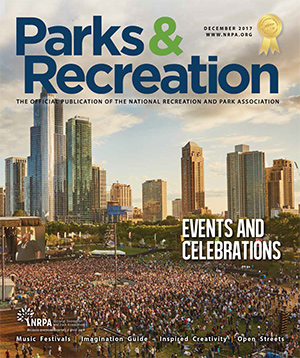 Parks and Recreation magazine