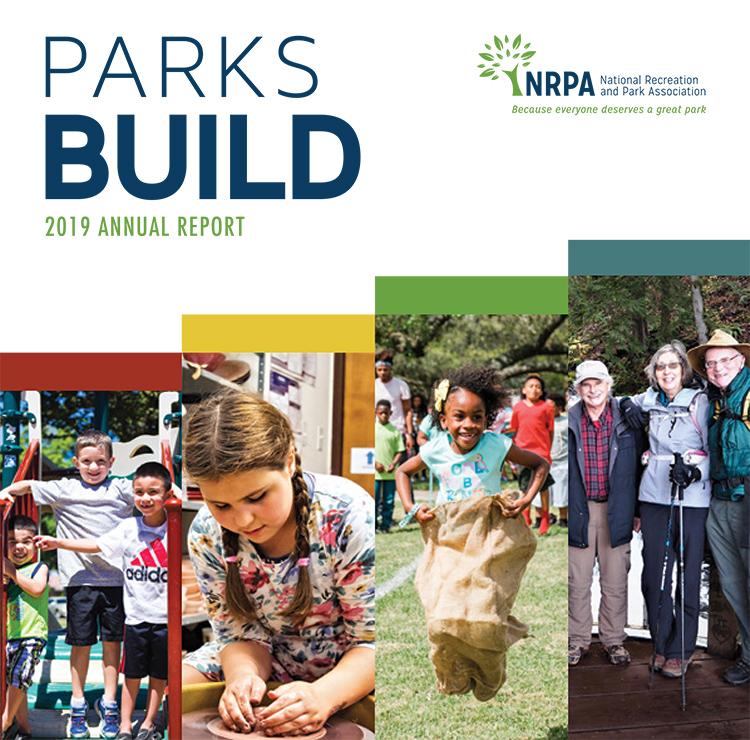 2019 NRPA Annual Report: Ezine Edition