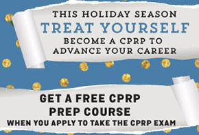 Become a CPRP to Advance Your Career