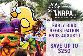 NRPA Annual Conference Early Bird Registration Ends August 1st