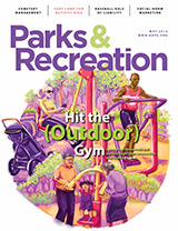 Parks and Recreation Magazine May 2013