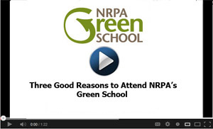 Green School Video Graphic