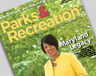 Park and Recreation Magazine August 2014