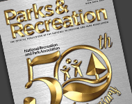 Park and Recreation Magazine August 2015