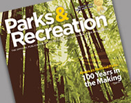 Park and Recreation Magazine August 2016