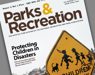 Park and Recreation Magazine December 2015