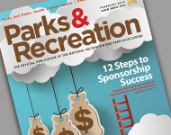 Park and Recreation Magazine February 2016