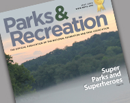 Park and Recreation Magazine July 2016