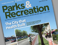 Park and Recreation Magazine June 2015