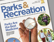 Park and Recreation Magazine June 2016