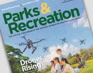 Park and Recreation Magazine March 2015