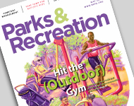 Park and Recreation Magazine May 2013