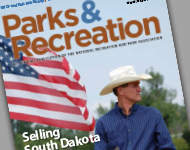 Park and Recreation Magazine May 2015