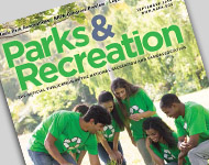 Park and Recreation Magazine September 2014