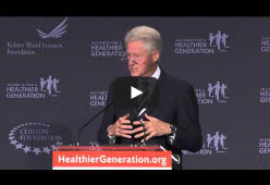 Commit to Health Bill Clinton