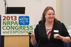 Blog-Julie-Boland-at-NRPA-Congress-2013