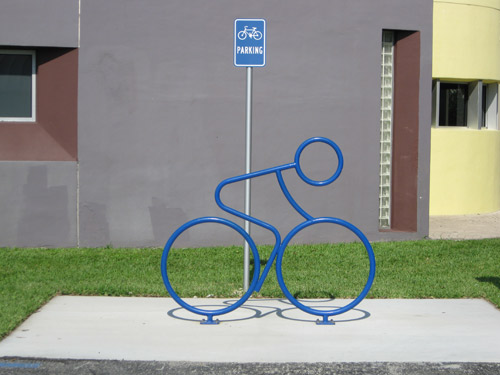 North Miami Bike Rack