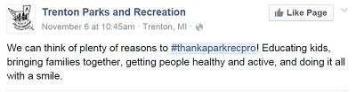Blog-Thank-A-Park-and-Recreation-Pro-FB-Comment