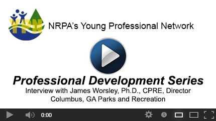 YPN Professional Development Blog Series