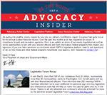 Advocacy Insider
