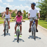 Safe Routes to Parks Biking