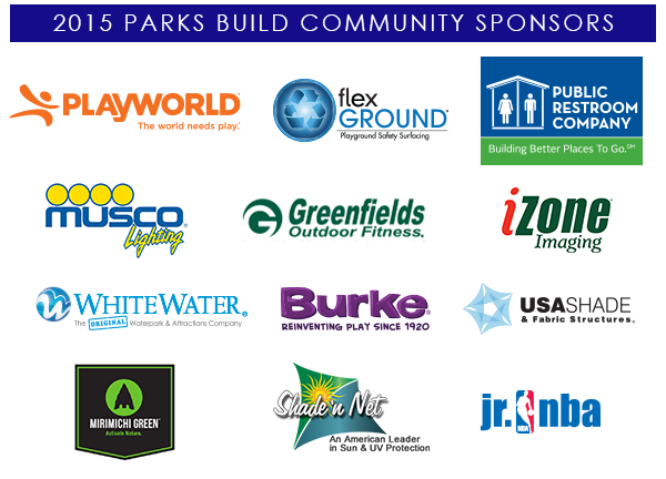 Joe Kneip Park Revitalization Sponsor Banner