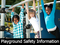 Playground Safety Information