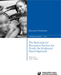 The Rationale for Recreation Services for Youth: An Evidence Based Approach