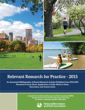 Relevant Research for Practice - 2015