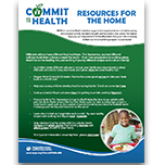 Commit to Health Family Engagement Materials